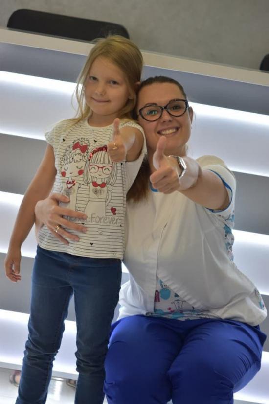 Детский стоматолог Киев фото Люми-Дент