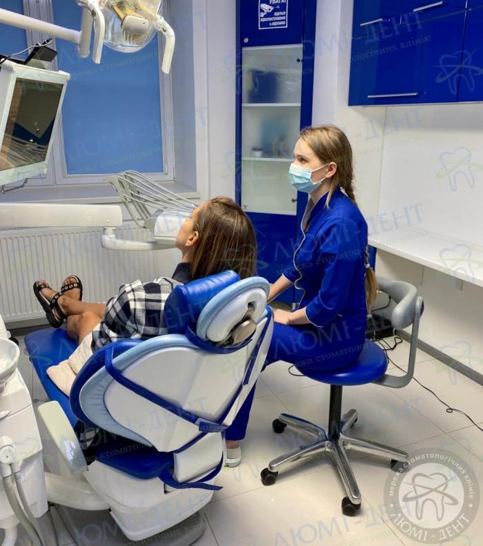 скільки болить зуб після чистки каналів фото ЛюміДент