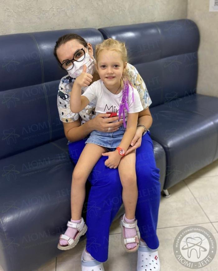 как уговорить ребенка лечить зубы фото ЛюмиДент