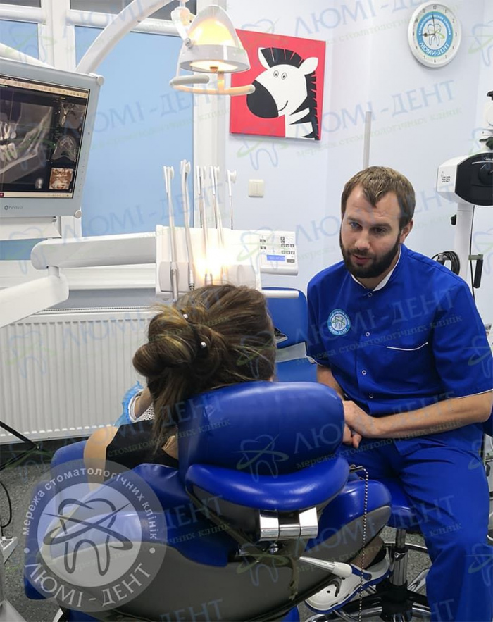 Стоматолог ортопед это фото ЛюмиДент