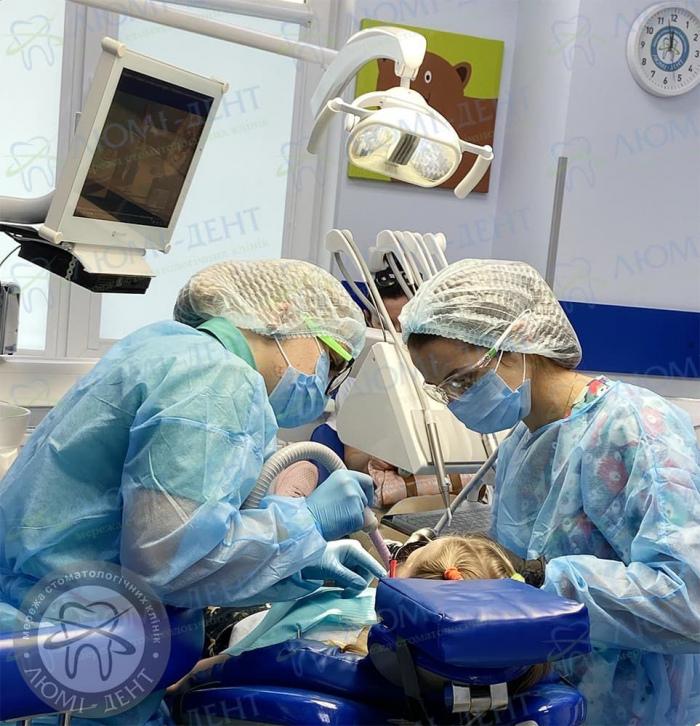 Карієс молочних зубів лікувати чи ні фото ЛюміДент