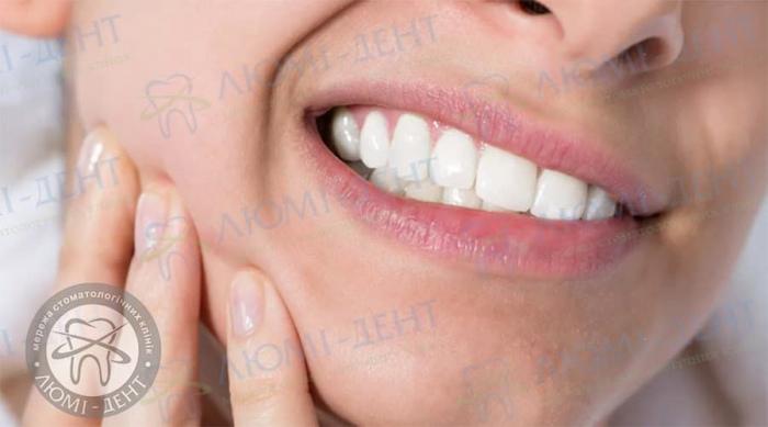 Болять всі зуби одночасно фото ЛюміДент