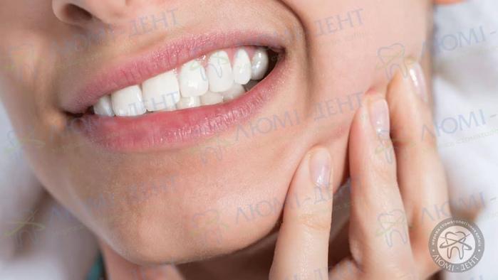 Видалення нерва з зуба фото ЛюміДент