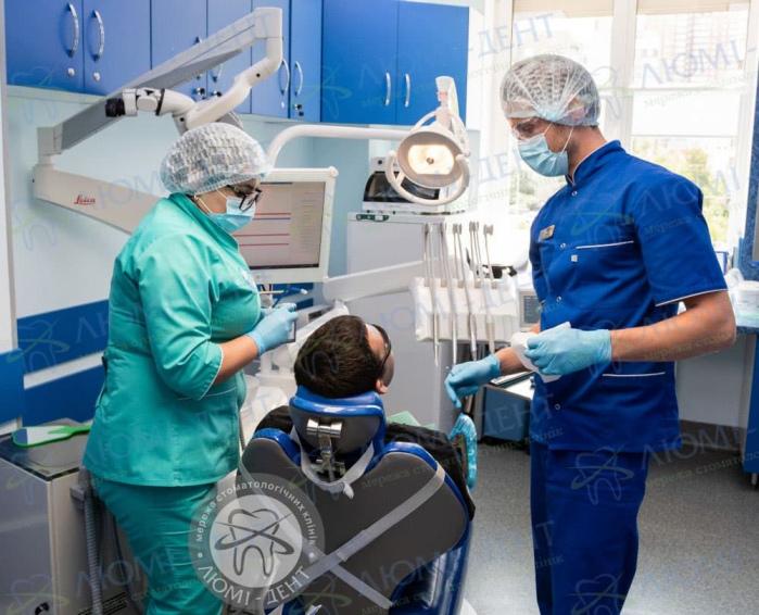 стирання емалі зубів фото ЛюміДент
