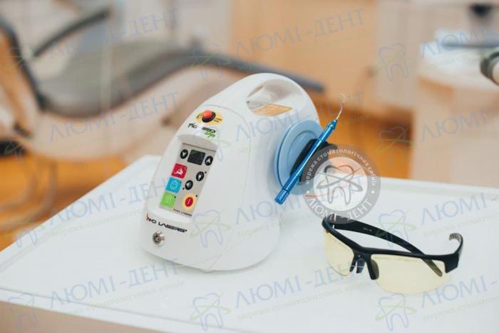 Имплантация зубов лазером фото Люми-Дент