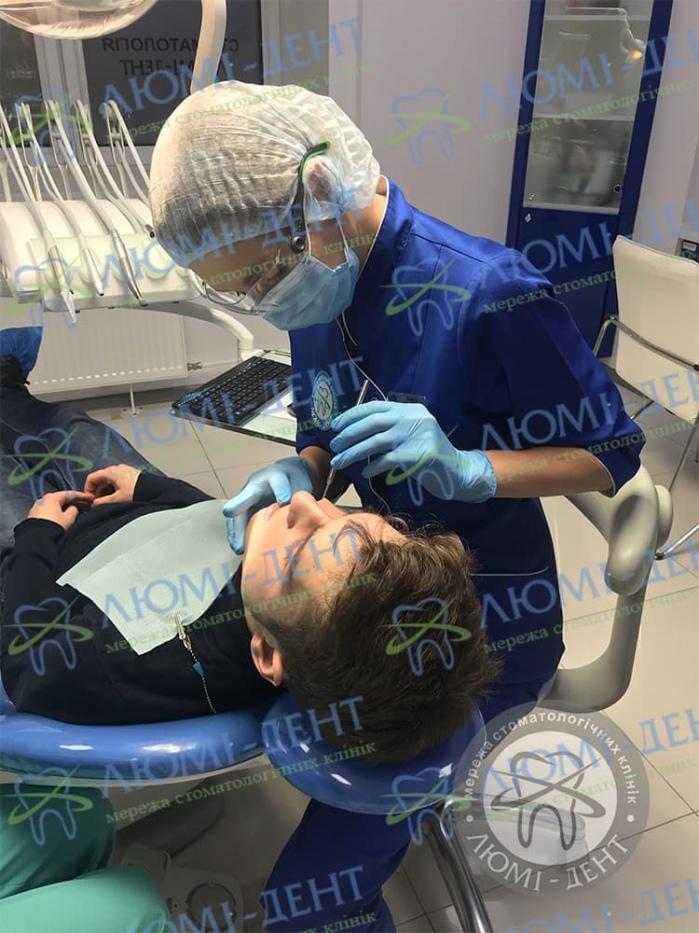 Наслідки видалення зуба мудрості фото ЛюміДент