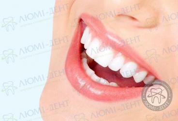 Чому хитаються зуби діагностика київ люмідент