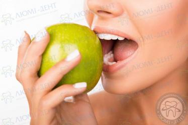 Хитається здоровий зуб профілактика ЛюміДент