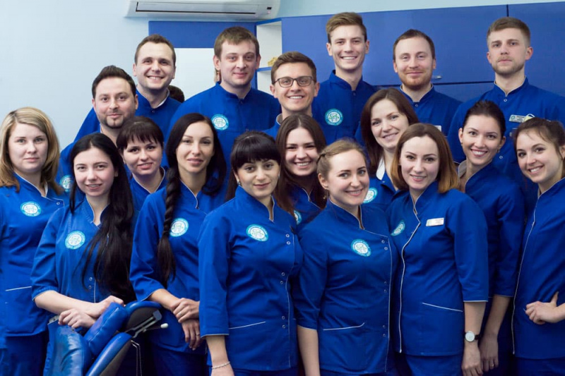 Хорошие стоматологи в Киеве