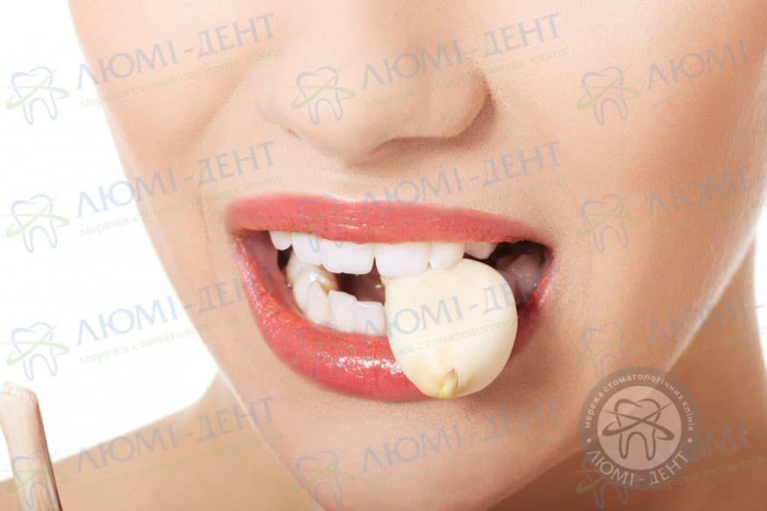 Народні методи від зубного болю фото ЛюміДент