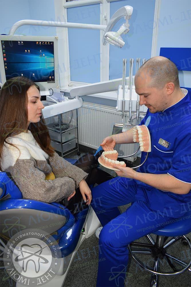 Профілактика захворювань зубів фото ЛюміДент