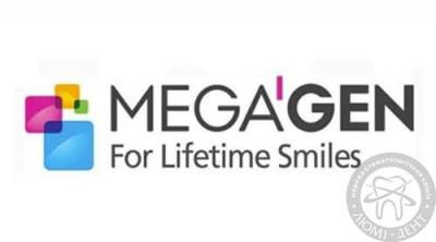 Вид имплантов MegaGen Корея Киев Люми Дент