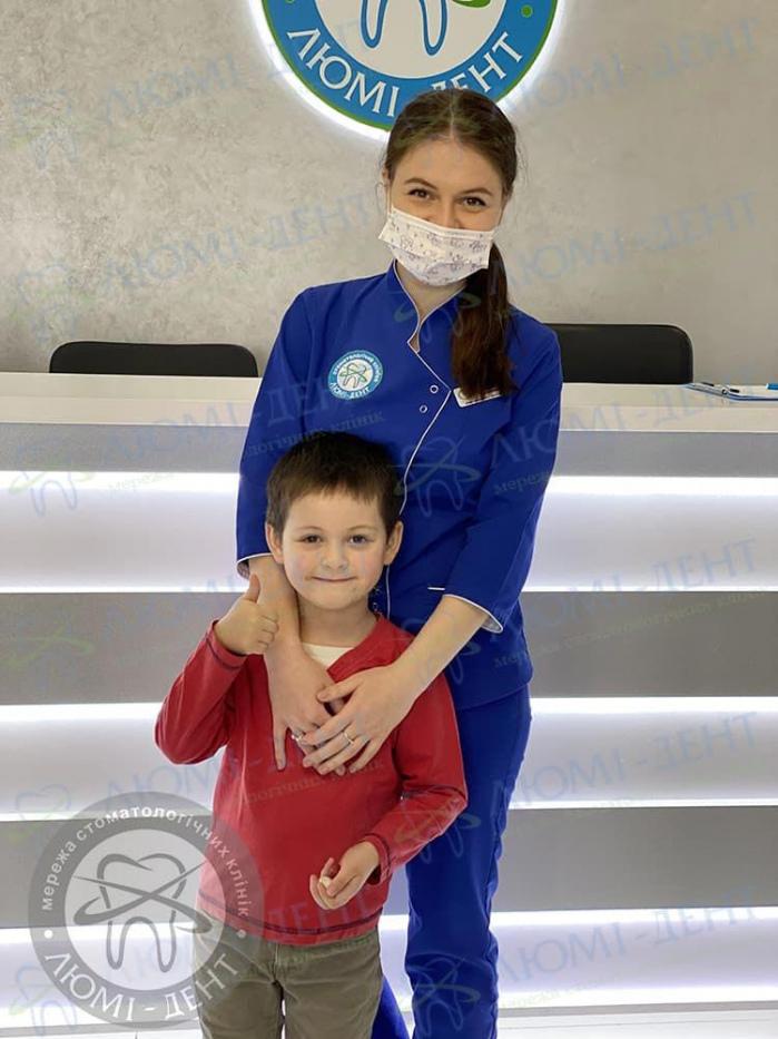 Местная анестезия в стоматологии для детей фото ЛюмиДент