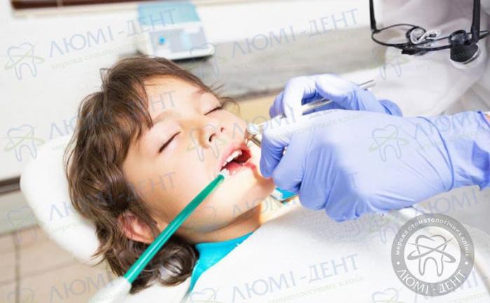 Зубная анестезия для детей фото ЛюмиДент