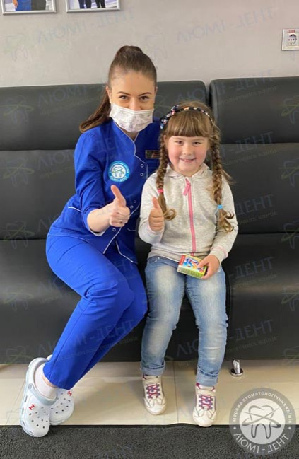 флюороз у дітей лікування фото ЛюміДент