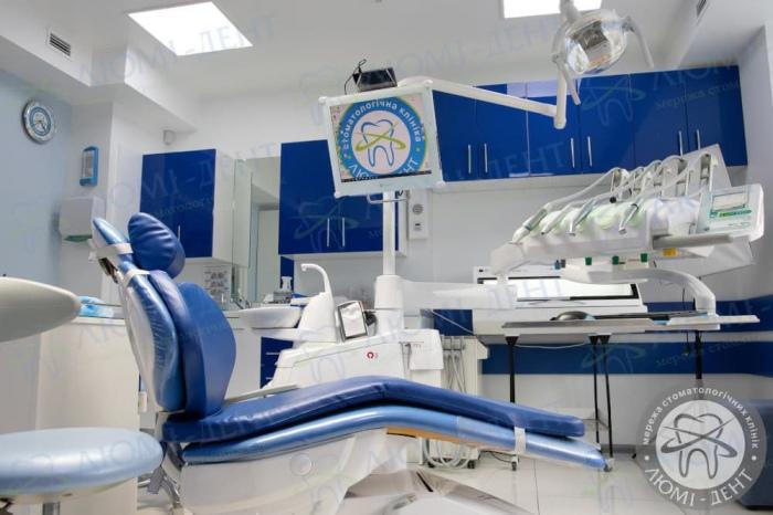стоматология на петровке фото ЛюмиДент