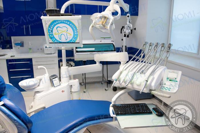 Стоматология на лобановского фото ЛюмиДент
