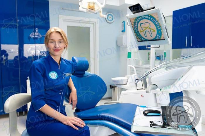 стоматология вышгород фото ЛюмиДент