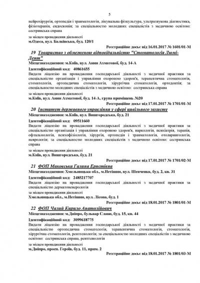Стоматологія Люмі-Дент ЄДР