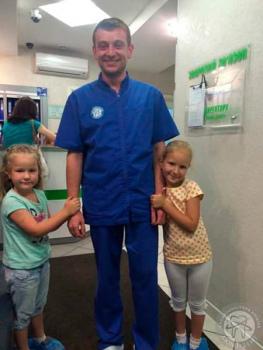 Children's dentistry in Kiev Lumi-Dent