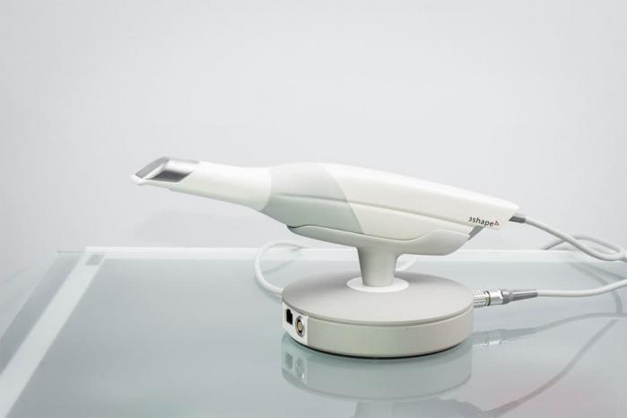 Цифрова стоматологія сканер 3 Shape фото Київ Люмі-Дент