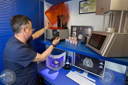 3D печать киев фото ЛюмиДент