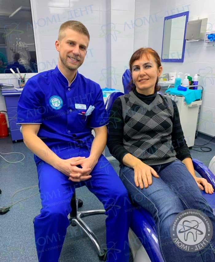 методы имплантации зубов фото ЛюмиДент