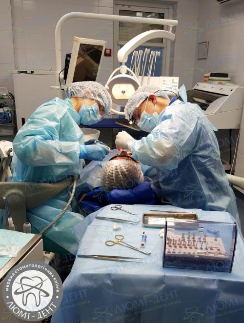 мостовидные протезы фото ЛюмиДент