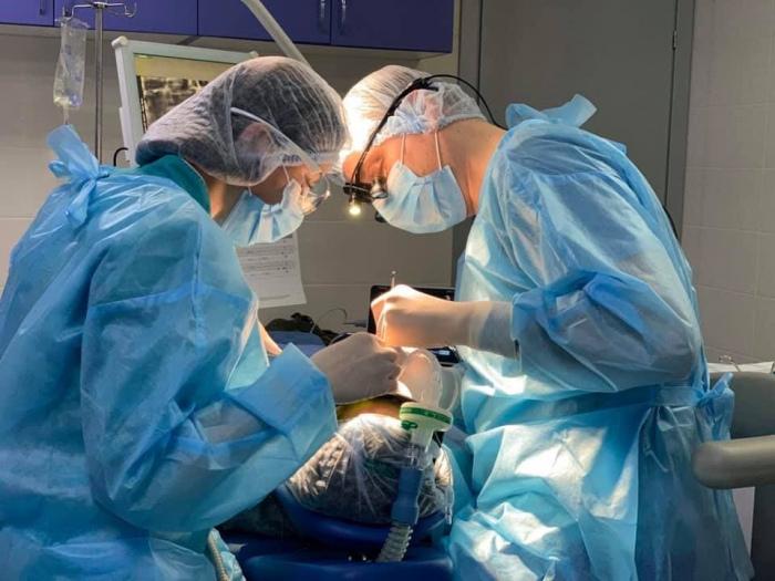 Стоматология без боли анестезия фото Люми-Дент