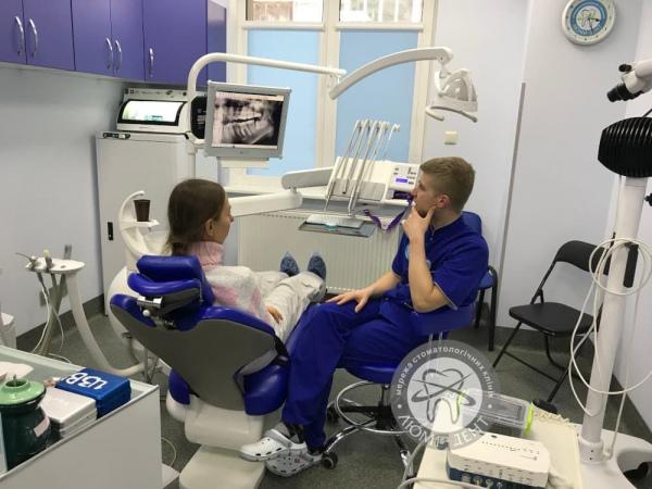дистопия зуба фото киев Люмидент