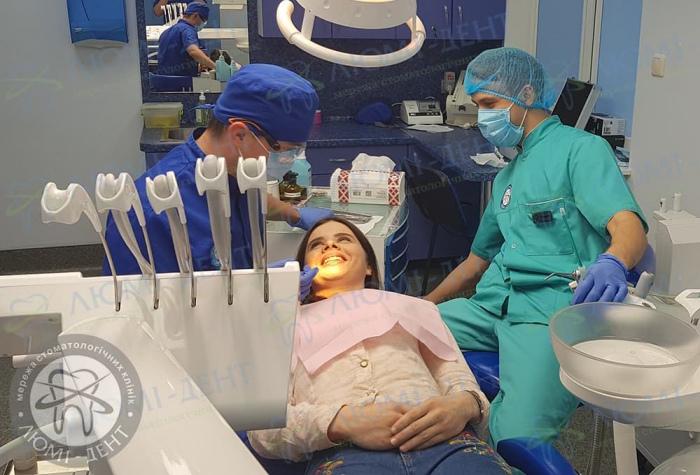 Зубна анестезія для вагітних фото ЛюміДент