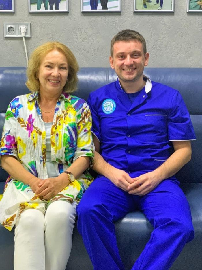 Клиники хирургической стоматологии Киев фото Люми-Дент