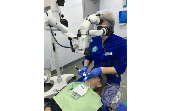Зміцнення зубної емалі фото ЛюміДент