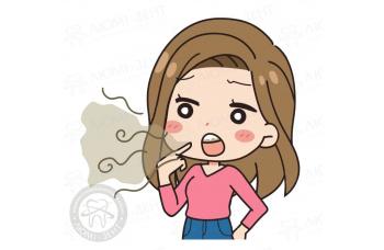 Запах з рота у дітей