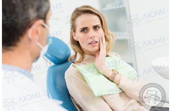 Зубна біль при вагітності
