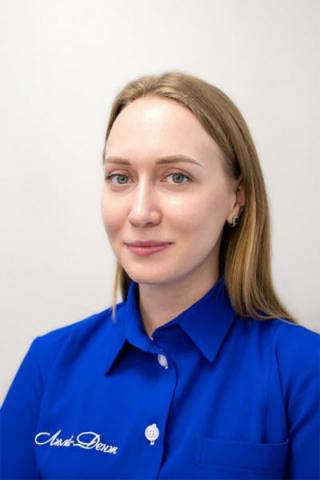 Дашковська Дар'я Сергіївна