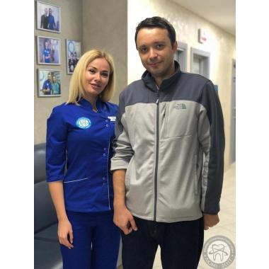 Скубак Ольга Александровна терапевт-стоматолог