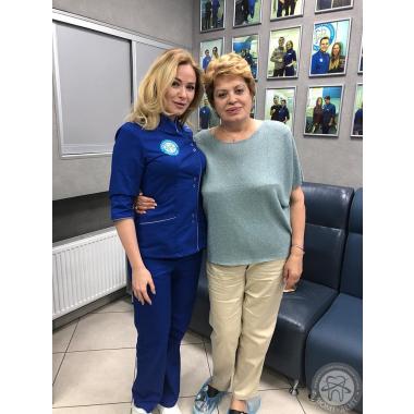 Скубак Ольга Александровна пациенты Люми-Дент Киев