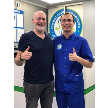 Яковишен Валентин Николаевич Врач стоматолог-ортопед