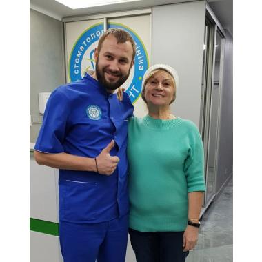 Горин Дмитрий Васильевич стоматолог-ортопед