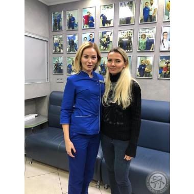 стоматолог Скубак Ольга Александровна Люми-Дент Киев