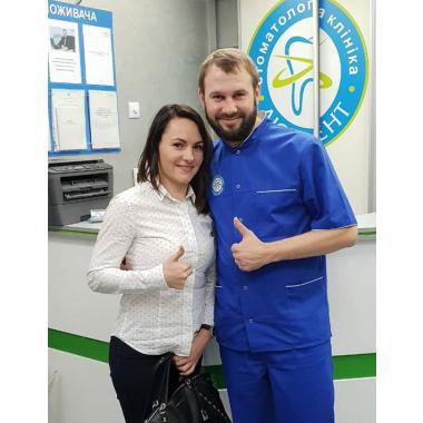 стоматолог-ортопед  Киев Люми-Дент Горин Дмитрий Васильевич