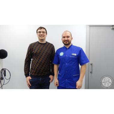 Маслов Максим Александрович стоматолог Киев Люми-Дент