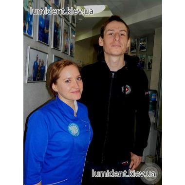 Отзывы пациентов Люми-Дент Киев Шаповалова Ирина Владимировна