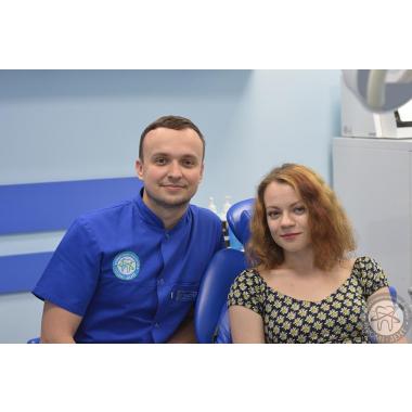 Врач стоматолог-терапевт Слабоспицкий Сергей