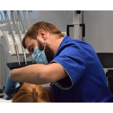 Врач стоматолог-ортопед Горин Дмитрий Васильевич