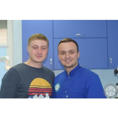 Киев Фото с врачом Слабоспицкий Сергей Вячеславович