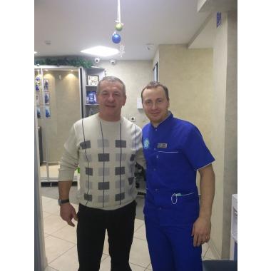 Глушко Алексей Сергеевич стоматолог-ортопед Киев Люми-Дент