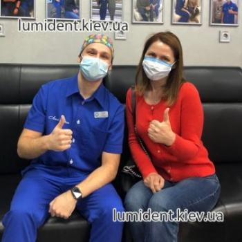 стоматология отзывы фото киев люмидент